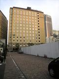 三井ガーデンホテル汐留イタリア街の全景