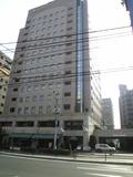 ホテルJALシティ田町の全景