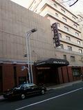 芝パークホテル全景