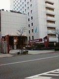 東京グランドホテルの全景