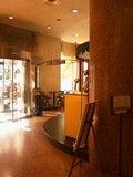 一階コーヒーショップ カフェバルコニー