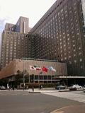 帝国ホテル東京の全景