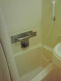 個室にはお風呂もあり