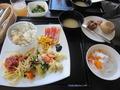 サーフサイドカフェでの朝食