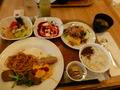 ハナハナでの朝食(1)
