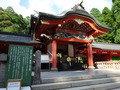 パワースポットとしても有名な格式高い霧島神社