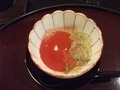 完熟トマトのジュレ