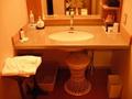 部屋の洗面処