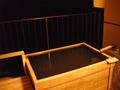 部屋の露天風呂2