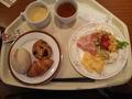 朝食その1