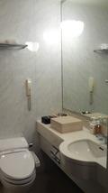 バスルーム(洗面の方)全体