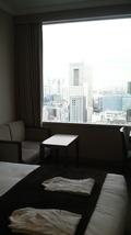 部屋(ベッド側)