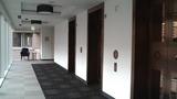 客室階のエレベーター