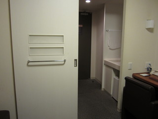 部屋の内扉