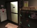 (男)脱衣所 大浴場のドア