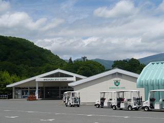 ゴルフ場・クラブハウス