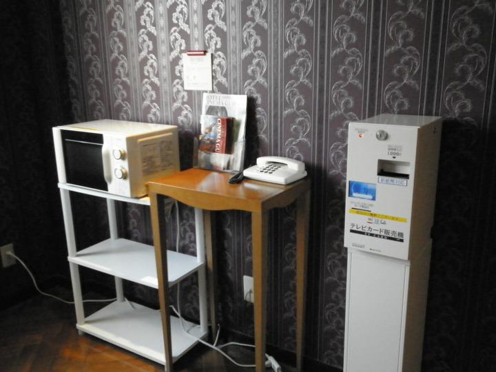 宿泊した階の設備