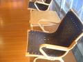 脱衣場の椅子