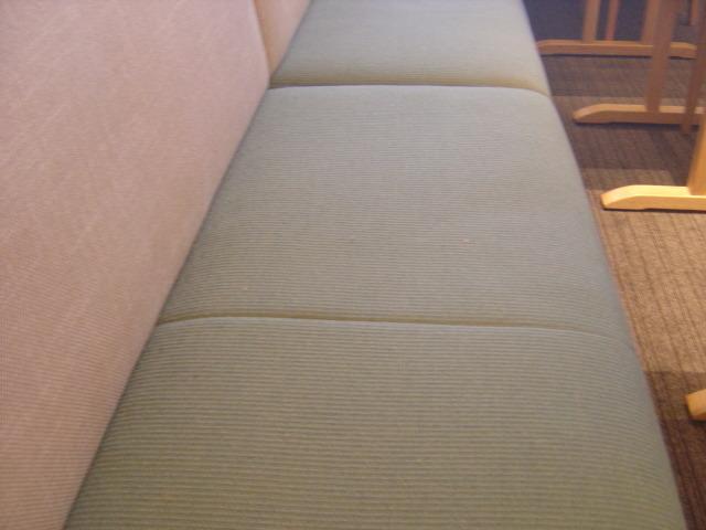 ソファ席があります