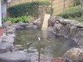 露天風呂の全景