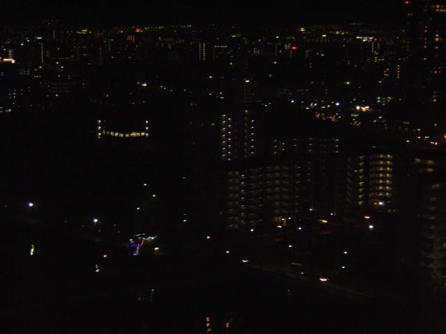 絶景の夜景