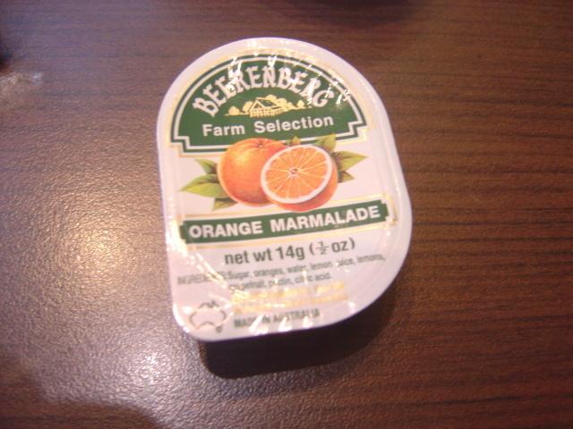 ジャム『オレンジ』