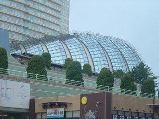 印象的な建物