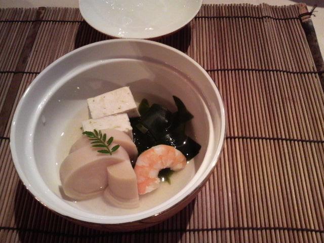 竹の子の煮物もさっぱりと頂きました