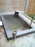 個室露天風呂は最高!!
