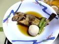 煮魚もとても美味しく頂きました