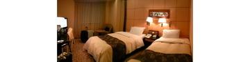 部屋の全体