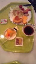 朝食(写真)