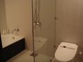快適な広いバスルーム