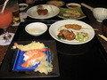 沖縄料理をお腹いっぱい食べました