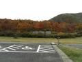 写真クチコミ:駐車場からみた紅葉