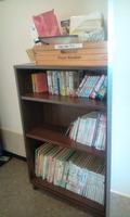 子供向けの本棚