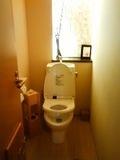 自動トイレ