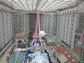 エレベータより館内を撮影(昼)