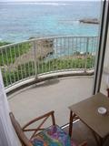 目の前に広がる海の眺望が美しいコンドミです。