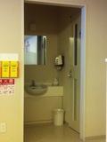 食堂前トイレ