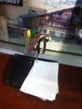 メモ紙とペン