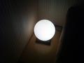 ソファ席の照明器具