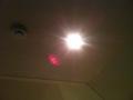 部屋メイン照明