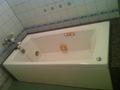 ジェットバス付き浴槽