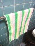 洗面台のタオル