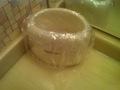 洗面台のミニゴミ箱