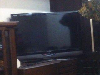 共用スペースにテレビ