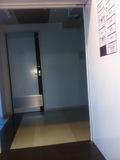 客室フロア入口