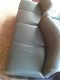 ロビーのソファ
