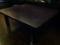 共用スペースのテーブル